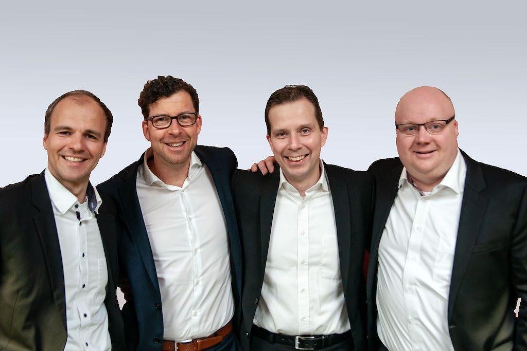 Generationswechsel in der Geschäftsführung der Axians IKVS GmbH